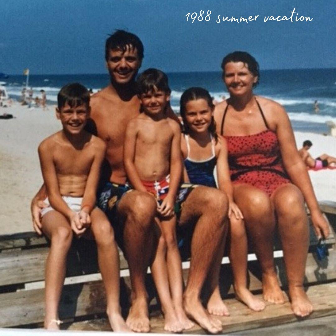 1988 summer vacation
