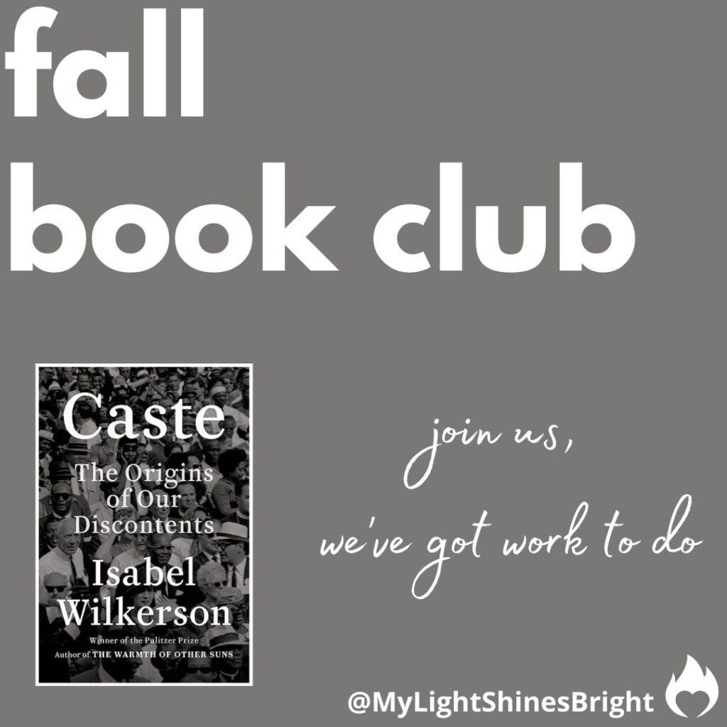 Caste fall book club