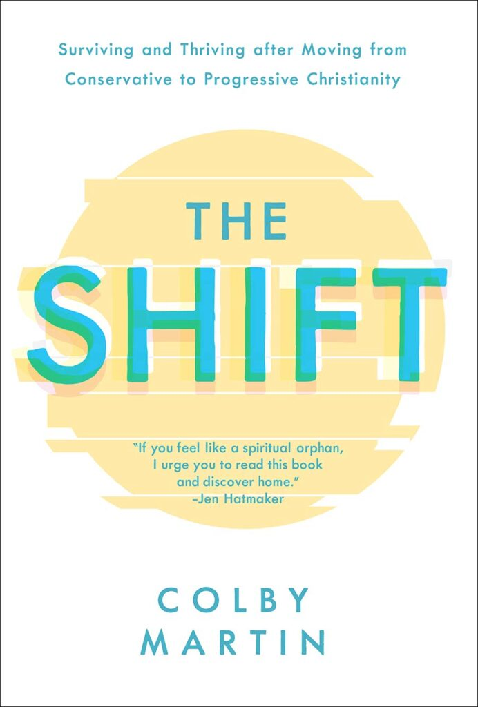 Shift Cover with Jen's Blurb