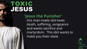 Jesus the Punisher