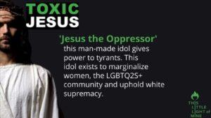 Jesus the Oppressor