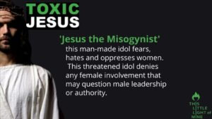 Jesus the Misogynist