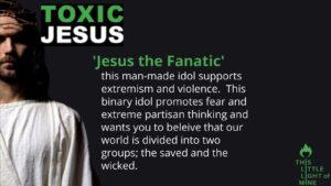Jesus the Fanatic